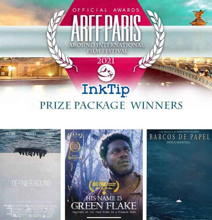 Summer is Around with the ARFF Paris 2021 - InkTip Prize Package Winners. Besides our annual awards, Prize Package is an...