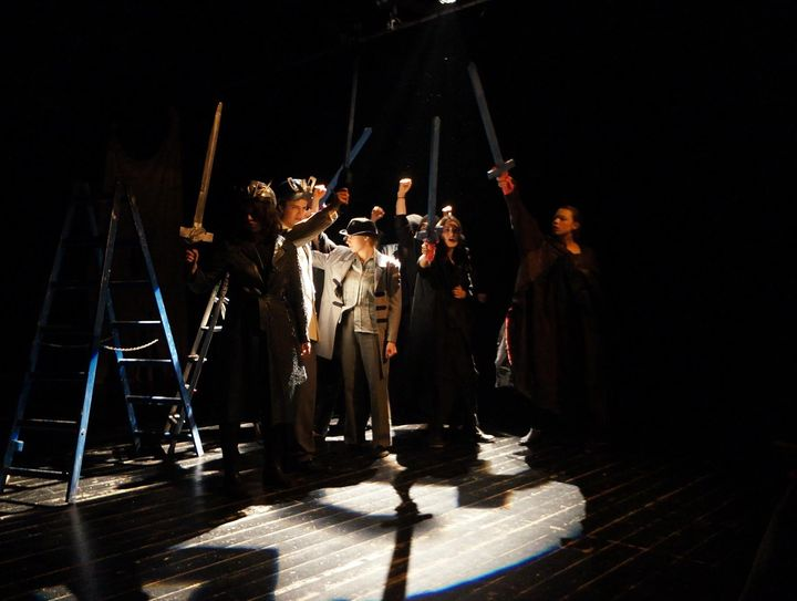 Im having fond memeories of our gorgeous production of the Scottish play. Have a look back to 2014.
