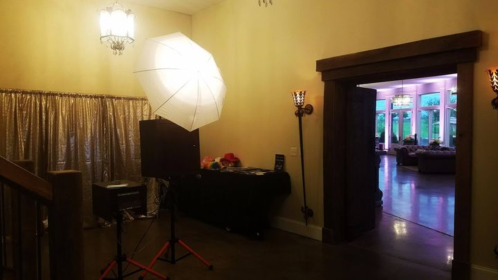 Our Photo booth
