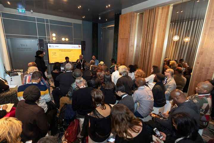 Today we succesfully wrapped up our Africa Hub Talk 🎤 series within the Berlinale 2020. Thank you to all our inspiring p...