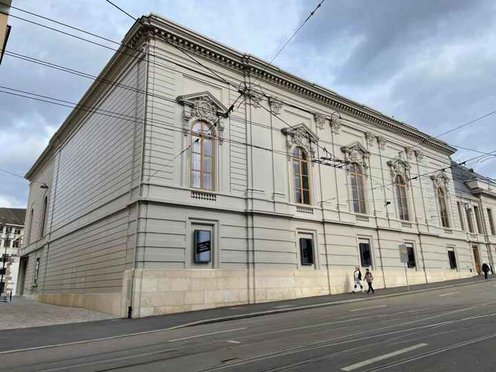 We spent five beautiful days in Basel to record music by Charles Koechlin with conductor Ariane Matiakh and the Sinfonie...