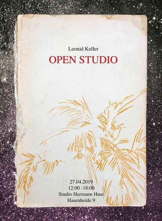 We're opening our studio for some new works and insight into our process this SAT, 27. April, 12-6pm. Looking foward!