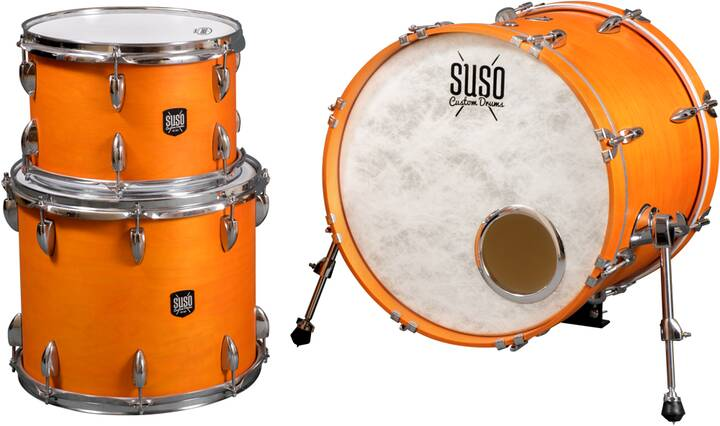 Suso Custom Drums's cover photo