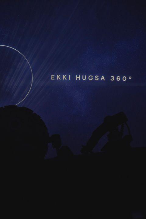 Some insights to the last 2 days at Reeperbahn Festival Hamburg and our show Ekki Hugsa 360° an immersive audiovisual sh...