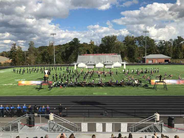 """2018 Assessment - Freedom High School's """"Sands of Time."""""""
