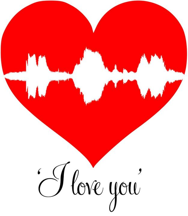 How can you say I love you Forever?? With a Soundwave Tattoo™! How do I get a Soundwave Tattoo™?1. Use this link to sign...