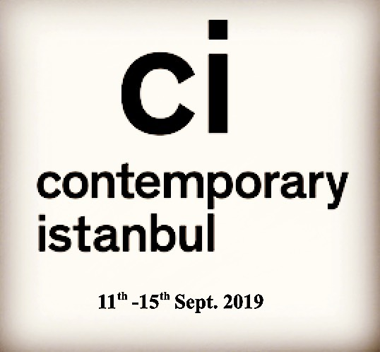 looking forward to seeing you in Istanbul next week with a solo presentation of works by Christian Awe @contemporaryista...