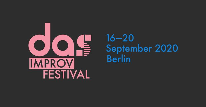 Save the Date! Das Improv Festival is back! Join us in Berlin as we let loose September 16th to 20th. International perf...